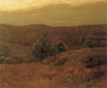 Berkshire Hills | Charles Warren Eaton | oil painting