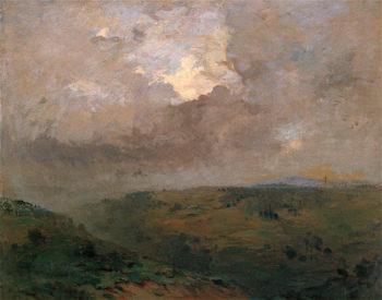 Cloud Wrack | Augustus Vincent Tack | oil painting