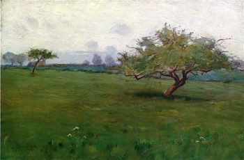 Study for a Field