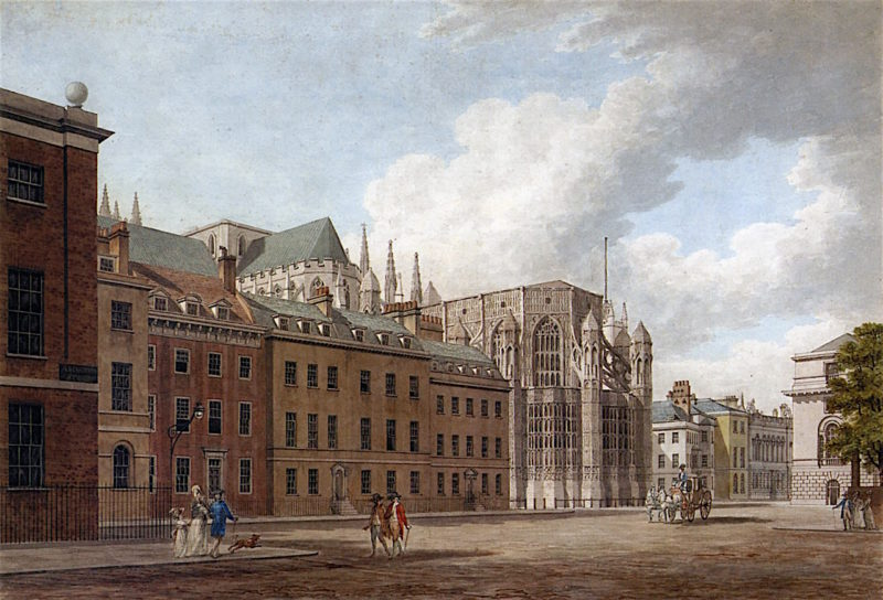 Old Palace Yard