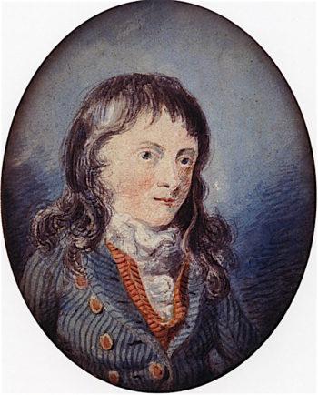 Self - Portrait | Joseph Mallord William Turner | oil painting