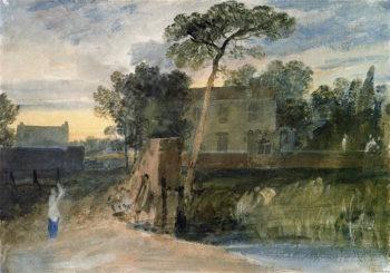 Syon Ferry House
