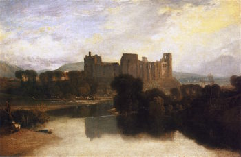Cockermouth Castle | Joseph Mallord William Turner | oil painting