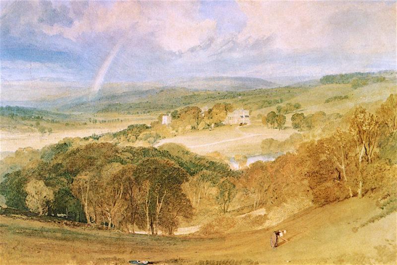 Ashburnham | Joseph Mallord William Turner | oil painting