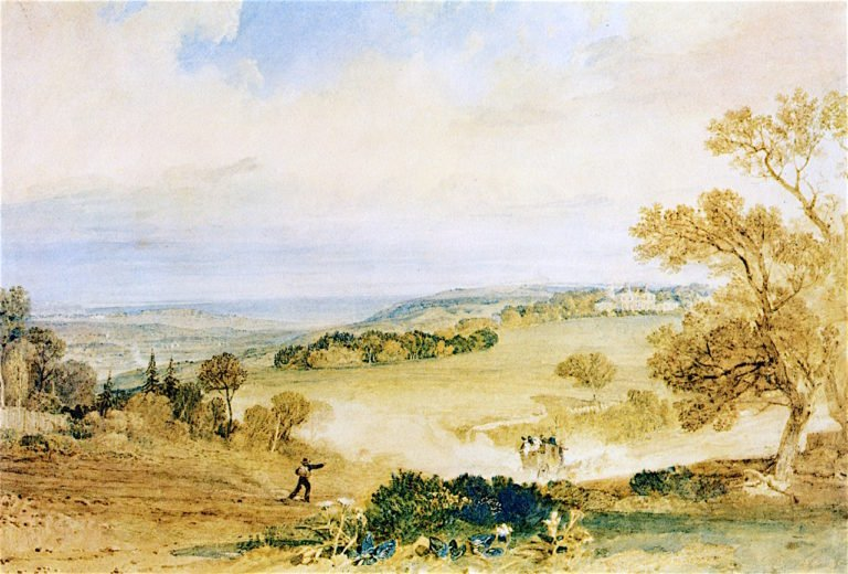 Beauport | Joseph Mallord William Turner | oil painting