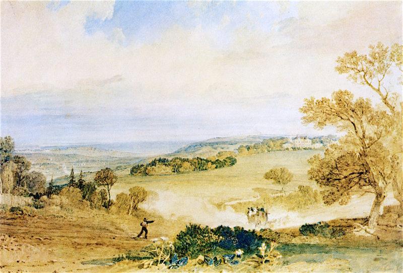 Beauport | Joseph Mallord William Turner | oil painting