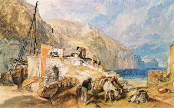 Comb Martin | Joseph Mallord William Turner | oil painting