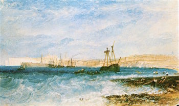 Margate | Joseph Mallord William Turner | oil painting