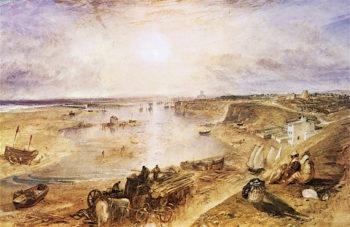 Shoreham | Joseph Mallord William Turner | oil painting