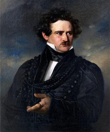 Karl Spindler   Franz Xavier Winterhalter   oil painting