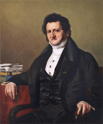 Baron David von Eichthal | Franz Xavier Winterhalter | oil painting