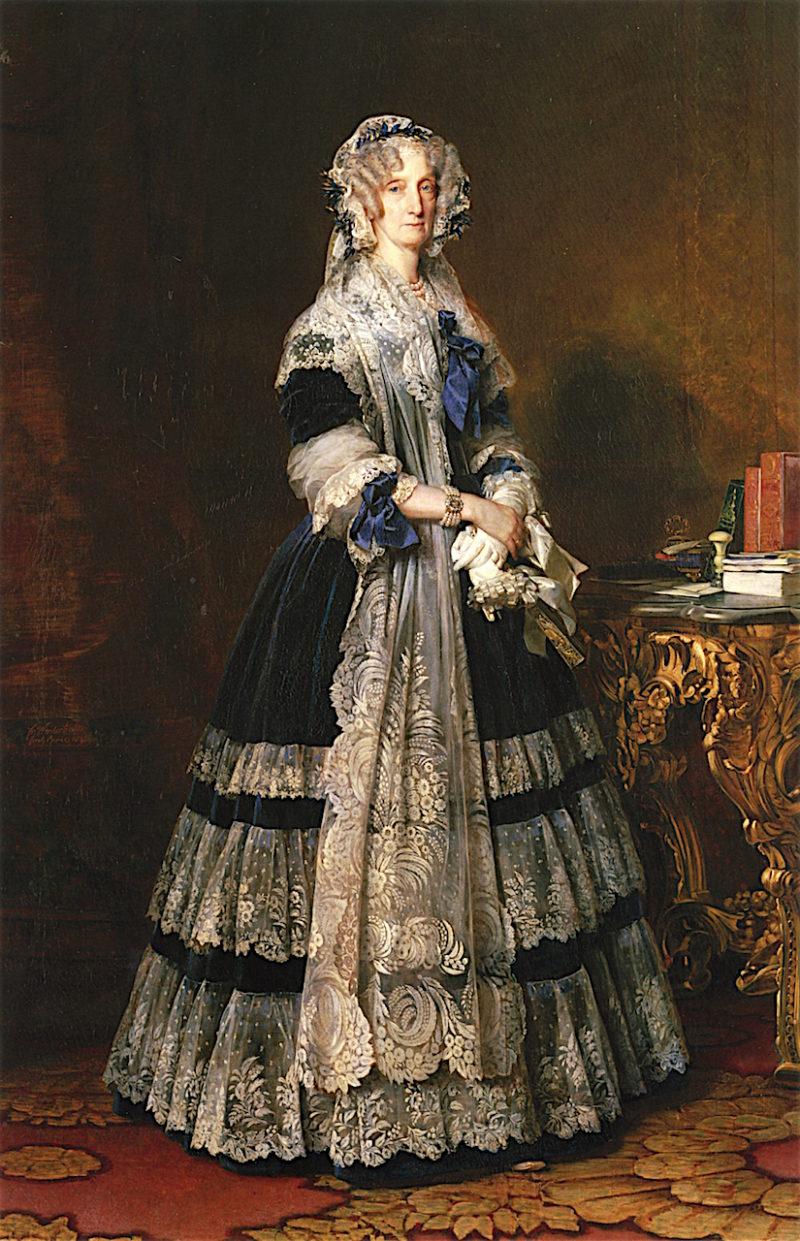 Marie - Amélie de Bourbon Two Sicilies