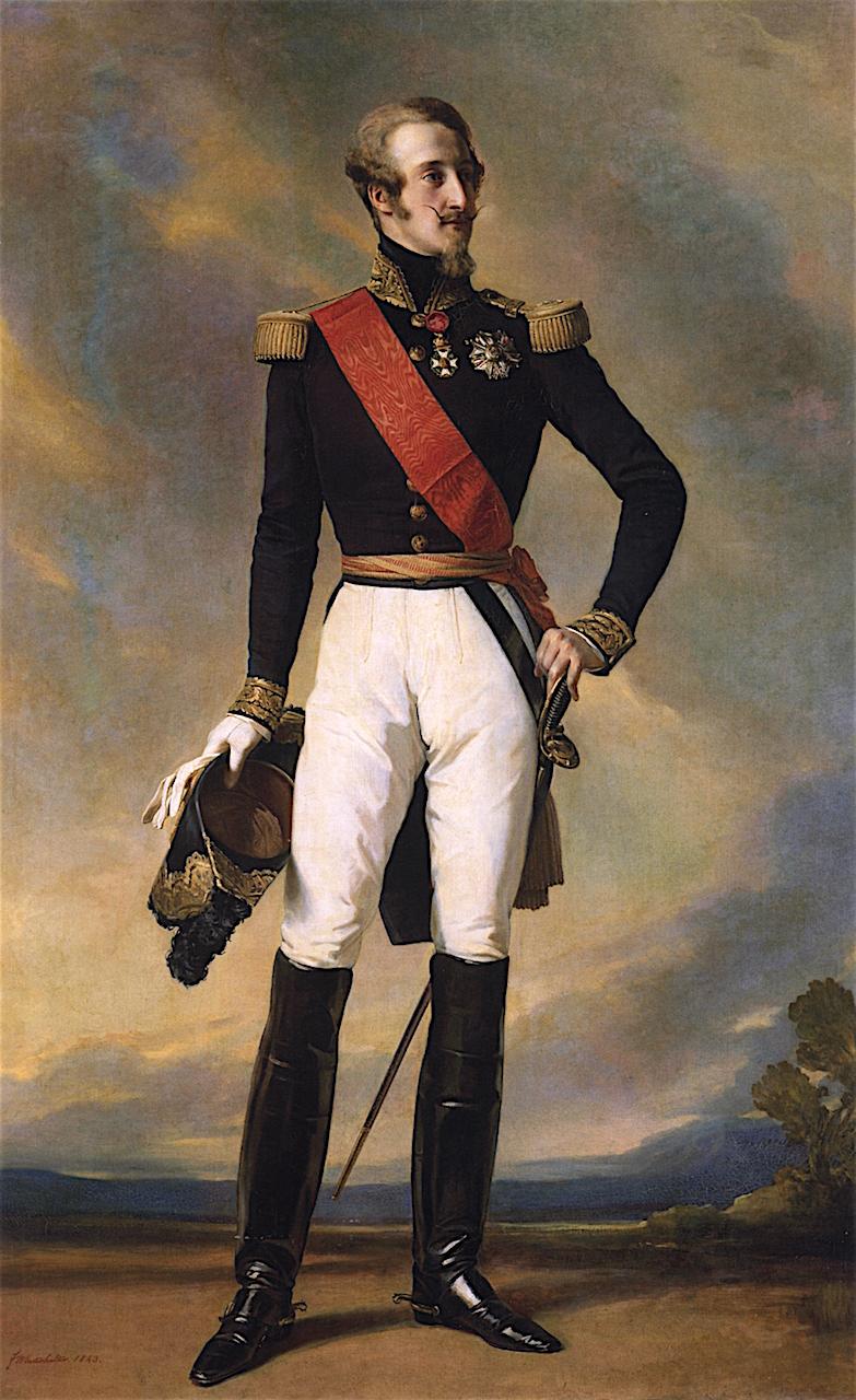 Louis - Charles - Philippe dOrléans