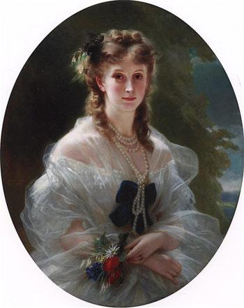 Princess Sophie Troubetskoï