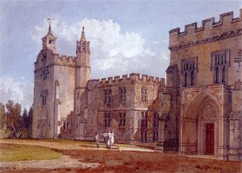 The Bishops Palace