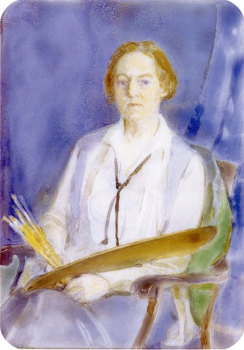 Elizabeth Wentworth Roberts | Lucy May Stanton | oil painting