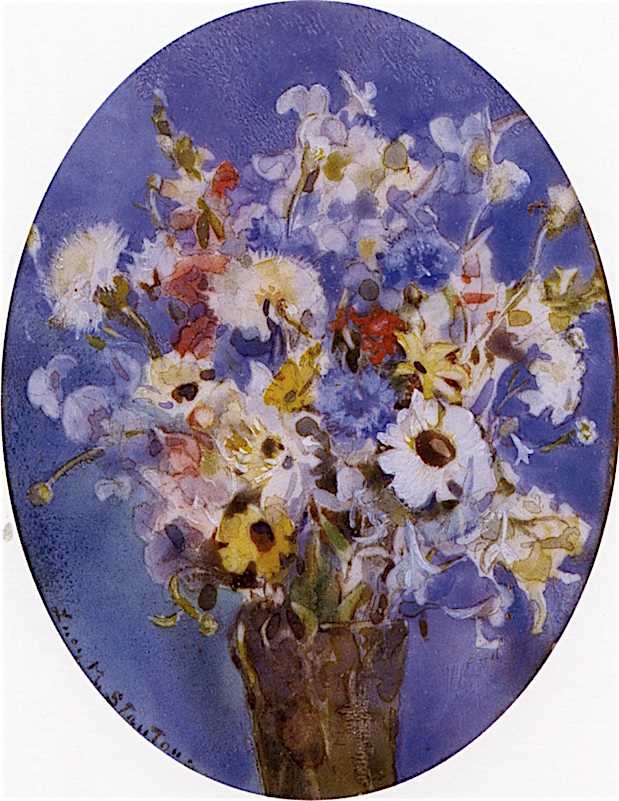 Easter Bouquet | Lucy May Stanton | oil painting