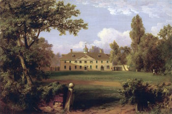 Mount Vernon | William Thompson Russell Smith | oil painting
