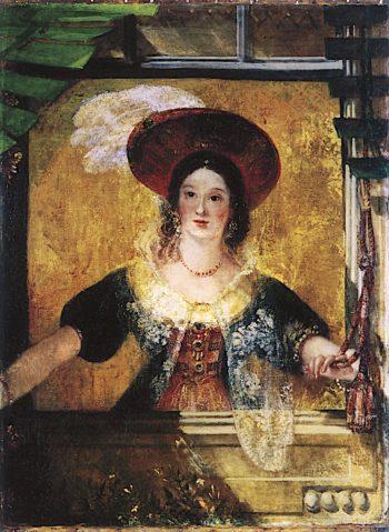 Jessica | Joseph Mallord William Turner | oil painting