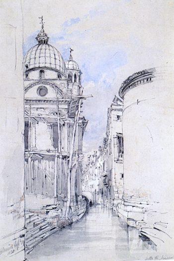 The Church of Santa Maria dei Miracle