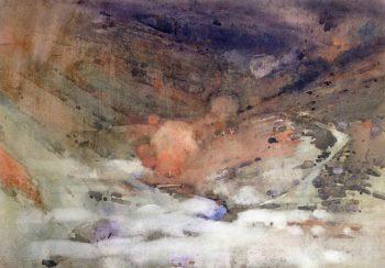 Highland Glenn | Arthur Melville | oil painting