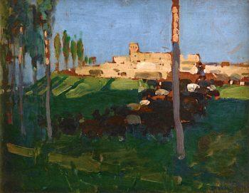 Pedrola | Arthur Melville | oil painting
