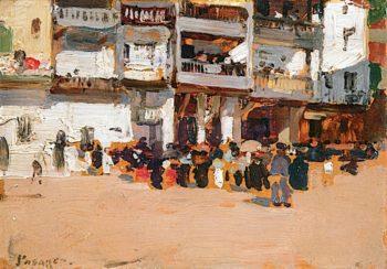 Passages | Arthur Melville | oil painting