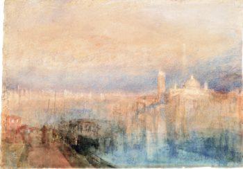 San Giorgio Maggiore from the Hotel Europa