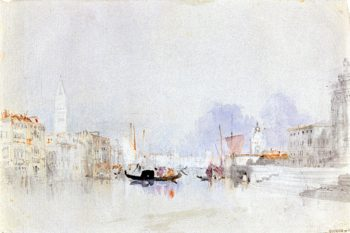 The Mouth of the Grand Canal