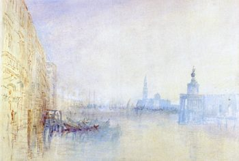 The Mouth of the Grand Canal | Joseph Mallord William Turner | oil painting