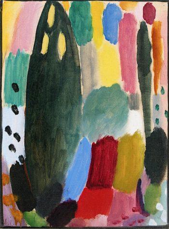 Variation | Alexei von Jawlensky | oil painting