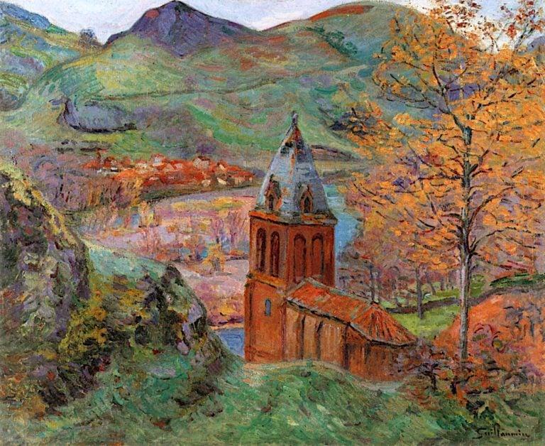 Église de Saint Jean des Chazes