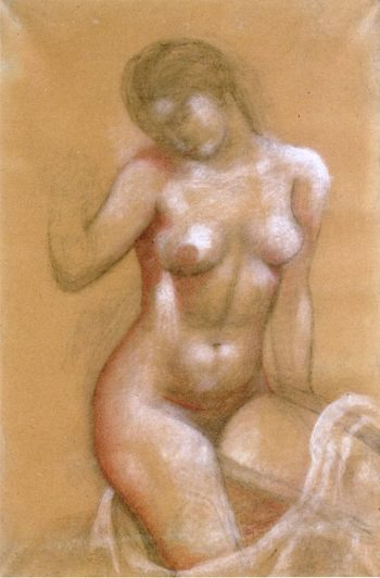 Dina | Aristide Maillol | oil painting