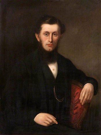 Joseph Robinson | James Alfred Aitken | oil painting
