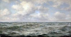 Scascape | James Alfred Aitken | oil painting