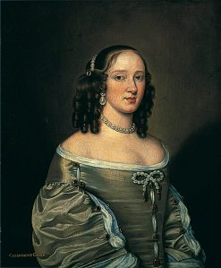 Portrait of a Lady   Mary Beale   oil painting