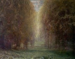 Autumn | Arthur Lowe | oil painting