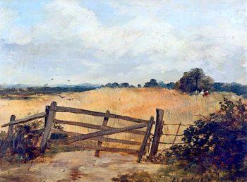 Landscape | Robert Tonge | oil painting
