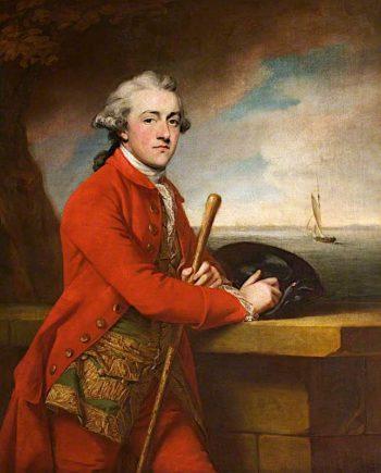 Captain Robert Boyle Nicholas