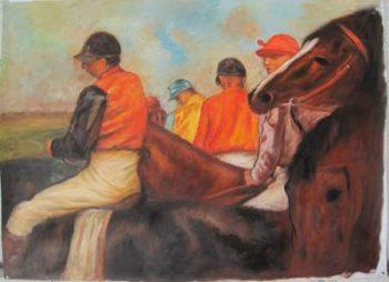Jockeys 1882
