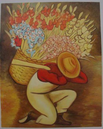 El Vendedor de Flores