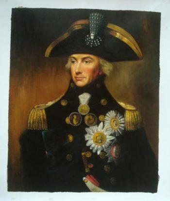 Rear Admiral Sir Horatio Nelson