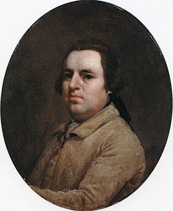 Self Portrait | George Stubbs | oil painting