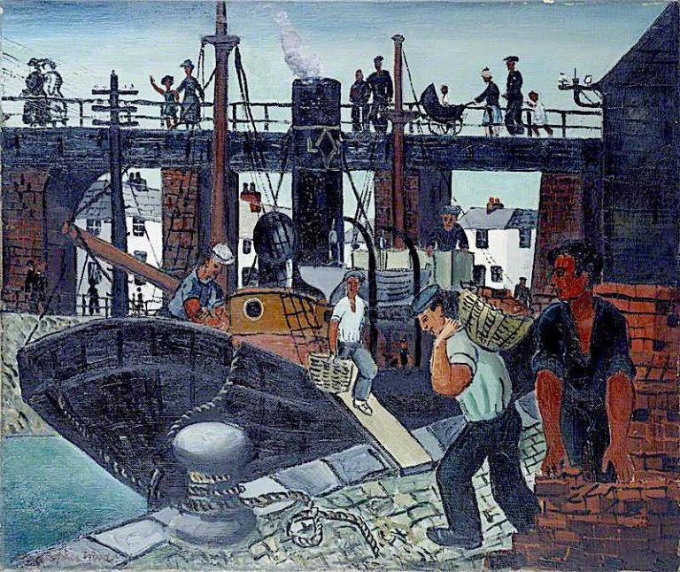 Loading the Boats