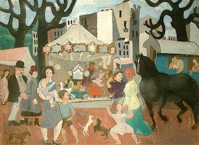 Fair at Neuilly