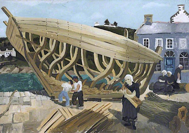 Building the Boat