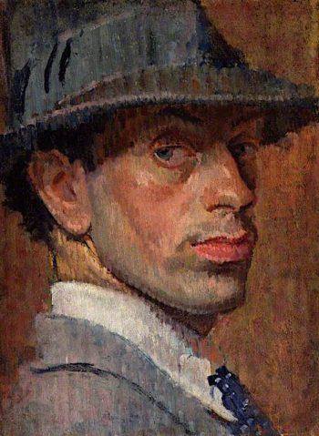 Isaac Rosenberg | Isaac Rosenberg | oil painting