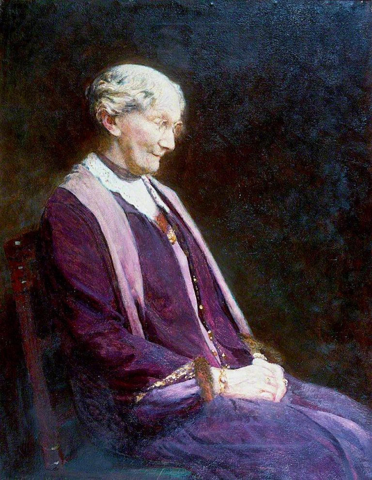 Mrs Parry Jones | Christopher Williams | oil painting