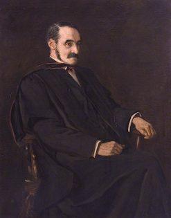 Owen Owen   Christopher Williams   oil painting