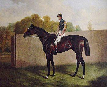 Florizel II | Alfred Wheeler | oil painting